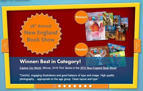 EOW winner New England Book Awards